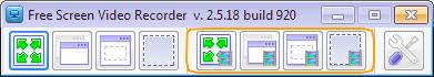 grabar pantalla windows Free Screen Recorder